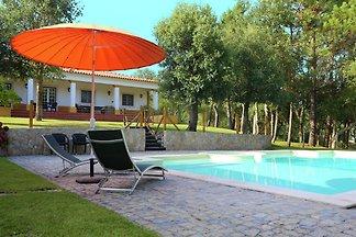 Lux. Villa m. tollem Außenpool in Caldas da R...