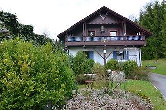 Modernes Ferienhaus in Saldenburg mit Sauna