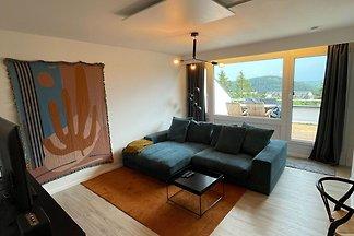 Perfekt gelegene Wohnung nahe der Skipiste im...