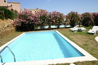 Ferienhaus in Stintino mit Pool