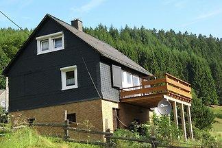 Gemütliches Ferienhaus nahe den Wanderwegen i...