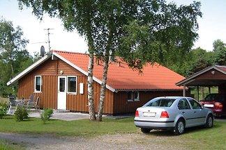 Ruhiges Ferienhaus mit Whirlpool in Farsø
