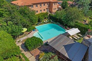 Attraktive Wohnung in Boccheggiano mit Pool