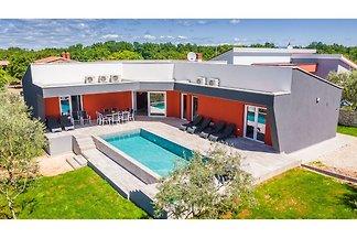 Moderne und luxuriöse Villa für die ultimativ...