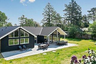 Modernes Ferienhaus in Liseleje mit...