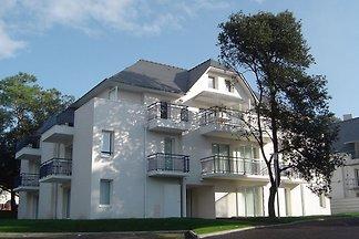 Appartement im maritimen Stil in einer hübsch...
