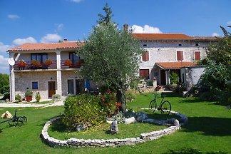 Luxuriöses Appartement in Šajini, Kroatien mi...