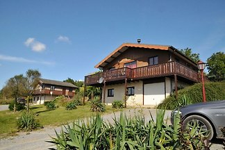 Attraktives Ferienhaus mit Sauna in...