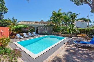 Villa de luxe à Vilamoura, Algarve, avec...