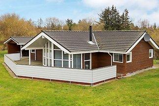 Gemütliches Ferienhaus in Jütland mit Strand ...