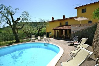 Warm Holiday Home in Vicopisano with Swimming...