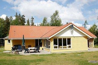 Ferienhaus in Hojslev Jütland mit Sauna