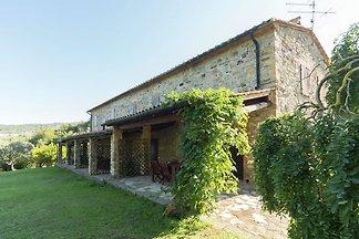 Luxuriöses Ferienhaus in Sasso Pisano mit...