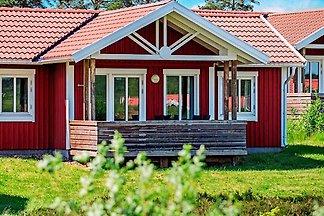 8 Personen Ferienhaus in HOK