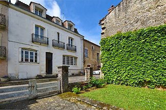 18th century character home with garden, in t...