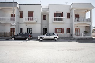 Elegantes Ferienhaus in Ostuni mit Balkon