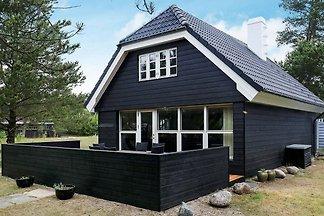 Wunderschönes Ferienhaus in Oksbøl in...
