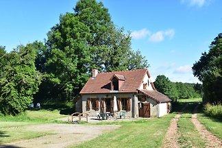 Gemütliches Ferienhaus mit Garten am Waldrand...