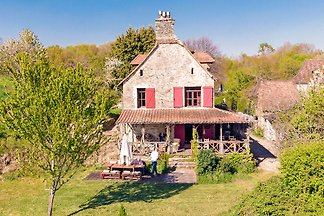 Dreamy Holiday Home in Clermont d' Excideuil ...