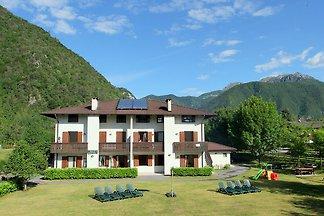 Moderne Ferienwohnung in Pieve di Ledro nahe ...