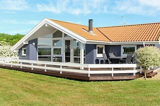 Geräumiges Ferienhaus in Svendborg mit Sauna