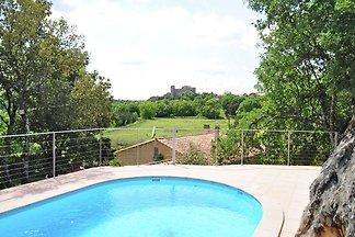 Schönes Ferienhaus mit Terrasse in La...