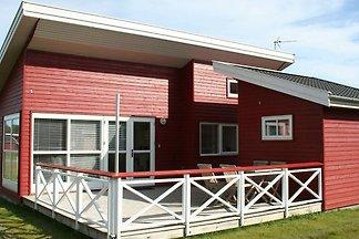 Warmes Ferienhaus in Gudhjem Dänemark mit...