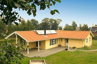 Lebendiges Ferienhaus in Nordborg mit Sauna