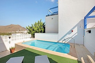 Helles Ferienhaus in Nijar mit privatem Pool