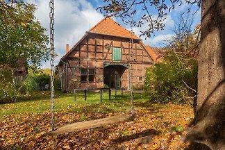 Schönes Bauernhaus in Hohnebostel, mit Balkon