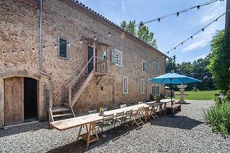Vintage-Villa in Artigat mit privater...