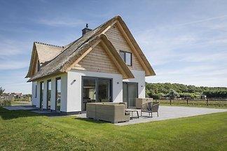 Luxuriöse Villa in Texel mit Sauna
