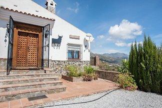 Hübsches Cottage in Cómpeta Andalusien mit...