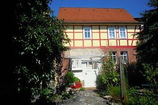 Ferienhaus in Steinthaleben Thüringen mit...