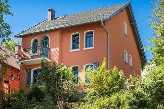 Modernes Ferienhaus in Eisenach Thüringen mit...