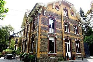 Heritage-Villa mit Garten in einem Kurort
