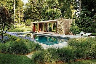 Wunderschönes ökologisches Haus für 9 Erwachs...