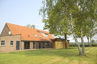 Ländliches Ferienhaus in Venhorst mit Sauna