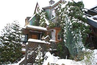 Vintage-Ferienhaus in Großbreitenbach mit...