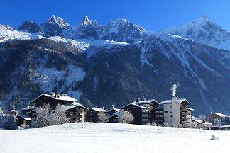 Gemütliche Wohnung in Chamonix mit Skifahren ...