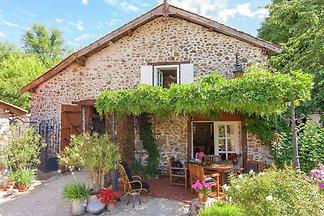 Gemütliches Cottage in Roussines mit...