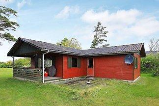 Gemütliches Ferienhaus mit Grill in Jütland