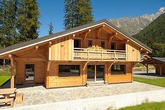 Luxuriöses Chalet in Chamonix mit großem...