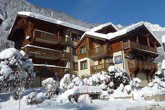 Schöne Ferienwohnung in Chamonix, Frankreich ...