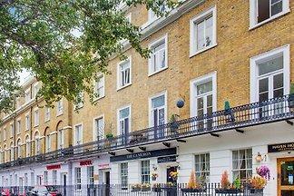 Schicke Wohnung in London in der Nähe von Hyd...
