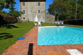 Charmantes Cottage mit Pool in Trebbio