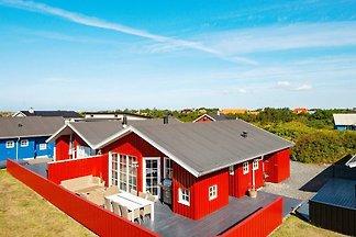 Modernes Ferienhaus in Hvide Sande mit...
