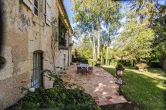 Gemütliche Villa in Sourzac mit privatem...