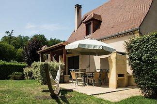 Vrijstaand vakantiehuis in Aquitaine met 2...