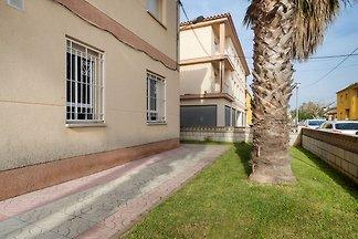Gemütliche Wohnung in Sant Pere de Pescador m...